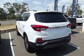 2020 Ssangyong Rexton Y400 MY20 ELX White 7 Speed Sports Automatic Wagon