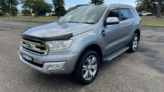 2018 Ford Everest UA 2018.00MY Titanium Aluminium 6 Speed Sports Automatic SUV.