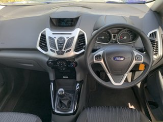 2014 Ford Ecosport BK Trend Kinetic Metallic/black 5 Speed Manual Wagon