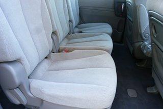 2009 Kia Carnival VQ MY09 EX Luxury Silver 4 Speed Sports Automatic Wagon