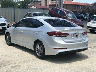 2015 Hyundai Elantra AD MY17 Active Silver 6 Speed Sports Automatic Sedan.