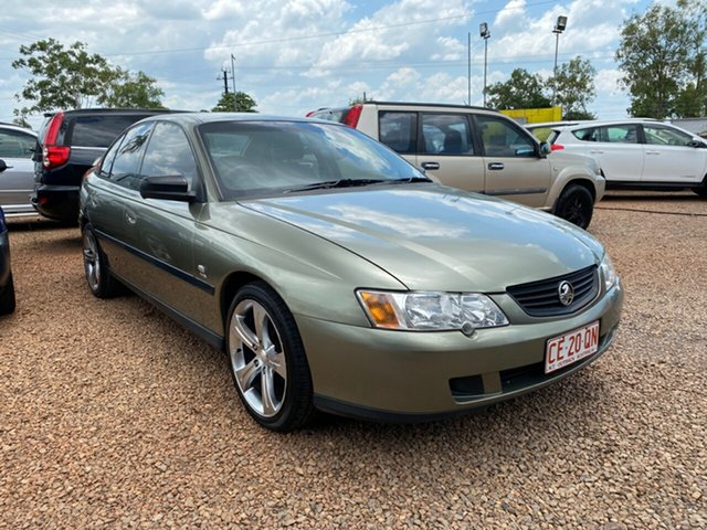 Used Holden Commodore VY II Executive Pinelands, 2003 Holden Commodore VY II Executive Acid Green 4 Speed Automatic Sedan