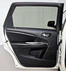 2013 Fiat Freemont JF Urban White 6 Speed Manual Wagon