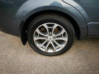 2012 Ford Territory SZ Titanium (RWD) Grey 6 Speed Automatic Wagon.