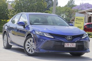 2019 Toyota Camry ASV70R Ascent Blue 6 Speed Sports Automatic Sedan.