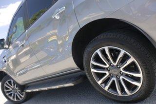2018 Ford Everest UA II 2019.00MY Titanium Aluminium 10 Speed Sports Automatic SUV