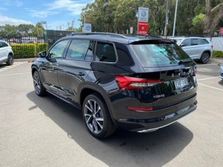 2020 Skoda Kodiaq NS MY20.5 132TSI DSG Sportline Black 7 Speed Sports Automatic Dual Clutch Wagon