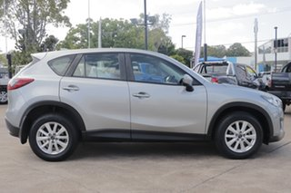 2012 Mazda CX-5 KE1021 Maxx SKYACTIV-Drive AWD Sport Silver 6 Speed Sports Automatic Wagon.