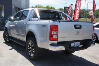 2017 Holden Colorado RG MY17 LTZ Pickup Crew Cab Silver 6 Speed Sports Automatic Utility