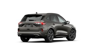 2020 Ford Escape ZH 2021.25MY ST-Line Grey 8 Speed Sports Automatic SUV
