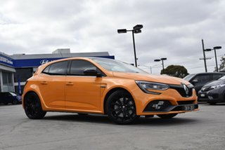 2019 Renault Megane BFB R.S. 280 EDC Orange 6 Speed Sports Automatic Dual Clutch Hatchback.