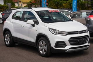 2019 Holden Trax TJ MY19 LS White 6 Speed Automatic Wagon.