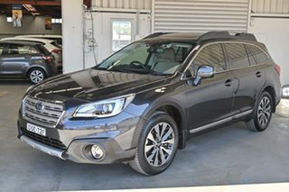 2017 Subaru Outback B6A MY17 3.6R CVT AWD Grey 6 Speed Constant Variable Wagon
