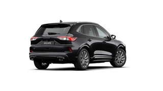 2020 Ford Escape ZH 2020.75MY Vignale AWD Agate Black 8 Speed Sports Automatic SUV