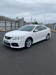 2013 Toyota Aurion GSV50R Sportivo SX6 White 6 Speed Sports Automatic Sedan