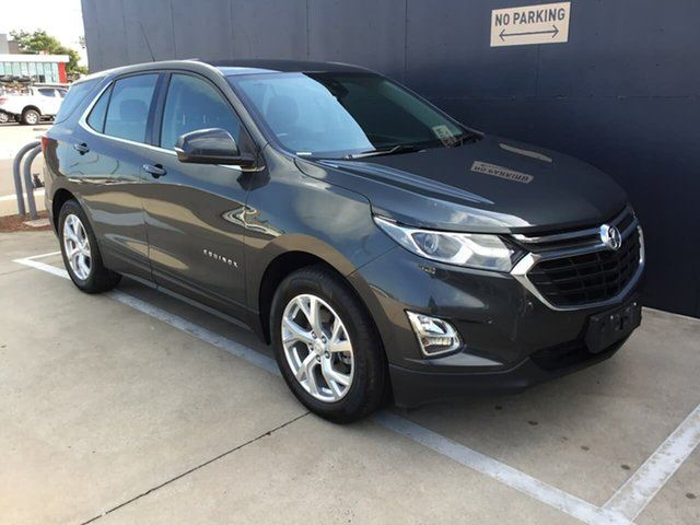Used Holden Equinox EQ MY18 LT FWD Stuart Park, 2019 Holden Equinox EQ MY18 LT FWD Grey 6 Speed Sports Automatic Wagon