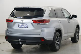 2019 Toyota Kluger GSU50R GX 2WD Silver 8 Speed Sports Automatic Wagon