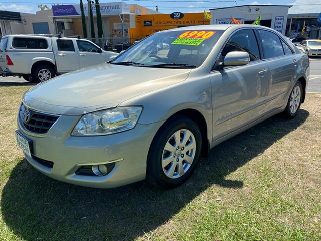 Used Toyota Aurion GSV40R Touring Clontarf, 2007 Toyota Aurion GSV40R Touring Silver 6 Speed Sports Automatic Sedan