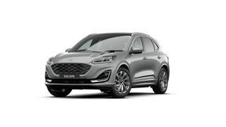 2020 Ford Escape 2020.75MY Vignale AWD Solar Silver 8 Speed Sports Automatic SUV.