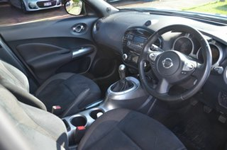 2013 Nissan Juke F15 ST (FWD) Blue 5 Speed Manual Wagon