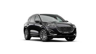2020 Ford Escape ZH 2021.25MY Vignale Black 8 Speed Sports Automatic SUV