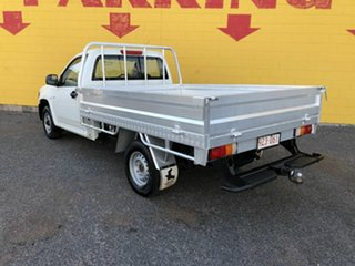 2008 Holden Colorado RC DX White 5 Speed Manual Cab Chassis