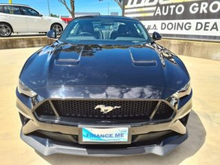 2018 Ford Mustang GT Shadow Black Sports Automatic Fastback