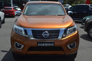 2016 Nissan Navara D23 ST Gold 7 Speed Sports Automatic Utility.