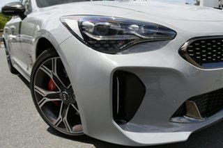 2020 Kia Stinger CK MY20 GT Fastback Night Sky Edition Ceramic Grey 8 Speed Sports Automatic Sedan.