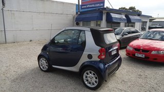 2004 Smart ForTwo A450 Pulse Grey 6 Speed Sports Automatic Cabriolet