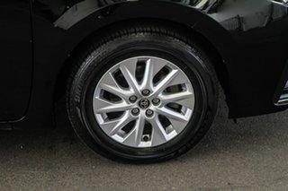 2019 Toyota Corolla ZRE172R Ascent S-CVT Eclipse Black 7 Speed Constant Variable Sedan