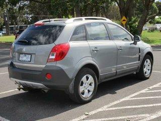 2011 Holden CGII CAPTIVA 5 5 Ironite Automatic Wagon.