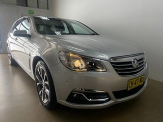 2015 Holden Calais VF MY15 Silver 6 Speed Automatic Sportswagon.