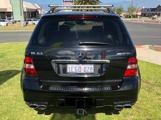 2006 Mercedes-Benz M-Class W164 ML63 AMG Black 7 Speed Sports Automatic Wagon