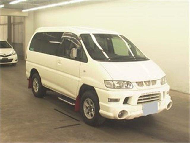 Used Mitsubishi Delica Leichhardt, 2006 Mitsubishi Delica PD6W Spacegear Chamonix White Automatic Van Wagon
