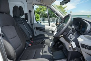 2020 LDV Deliver 9 MY21 Mid Roof LWB Blanc White 6 Speed Automatic Van