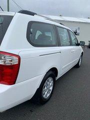 2012 Kia Grand Carnival VQ MY13 SI White 6 Speed Sports Automatic Wagon