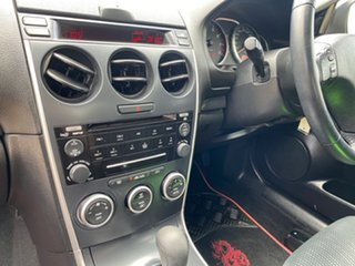 2006 Mazda 6 GG 05 Upgrade Classic Silver 5 Speed Auto Activematic Sedan