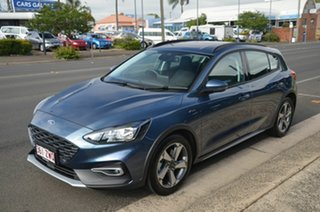2019 Ford Focus SA MY19.25 Active Blue 8 Speed Automatic Hatchback