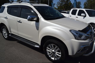 2017 Isuzu MU-X MY17 LS-T Rev-Tronic White 6 Speed Sports Automatic Wagon