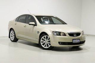 2010 Holden Calais VE MY10 V Gold 6 Speed Automatic Sedan.
