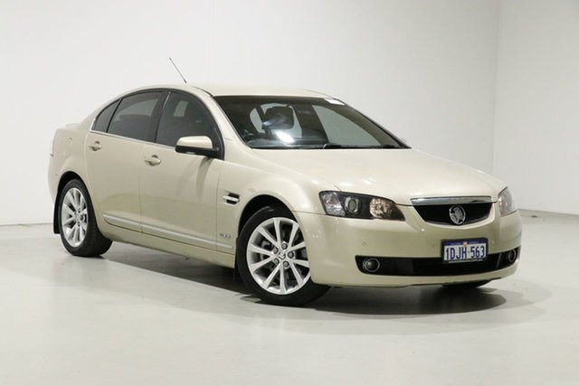 Used Holden Calais VE MY10 V Bentley, 2010 Holden Calais VE MY10 V Gold 6 Speed Automatic Sedan