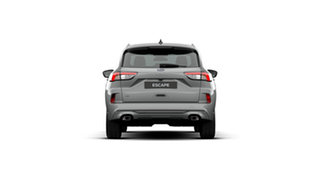 2020 Ford Escape 2020.75MY Vignale AWD Solar Silver 8 Speed Sports Automatic SUV