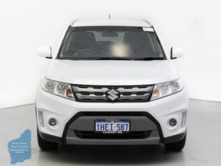 2017 Suzuki Vitara LY RT-S White 6 Speed Automatic Wagon.