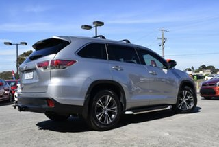 2015 Toyota Kluger GSU50R GXL 2WD Billet Silver 6 Speed Sports Automatic Wagon