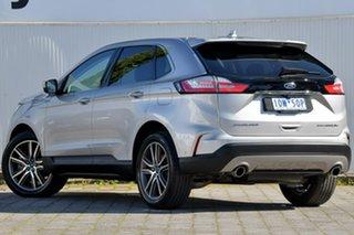 2019 Ford Endura CA 2019MY Titanium Silver, Chrome 8 Speed Sports Automatic Wagon.