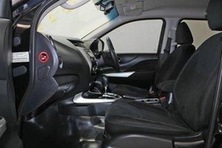 2017 Nissan Navara D23 Series II SL (4x4) Black 7 Speed Automatic Dual Cab Utility