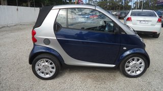 2004 Smart ForTwo A450 Pulse Grey 6 Speed Sports Automatic Cabriolet.