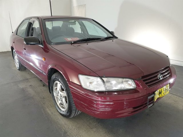 Used Toyota Camry MCV20R Touring Maryville, 1999 Toyota Camry MCV20R Touring Red 4 Speed Automatic Sedan