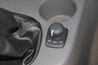 2015 Mazda BT-50 UR0YF1 XT Titanium Flash 6 Speed Manual Cab Chassis